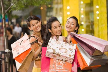 中国人観光客 買い物